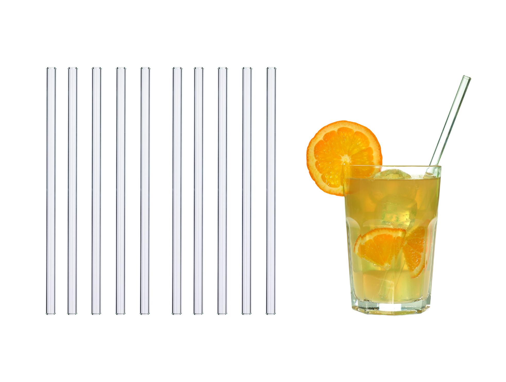 trinkhalme aus glas glaswerk medium tfa dostmann. Black Bedroom Furniture Sets. Home Design Ideas