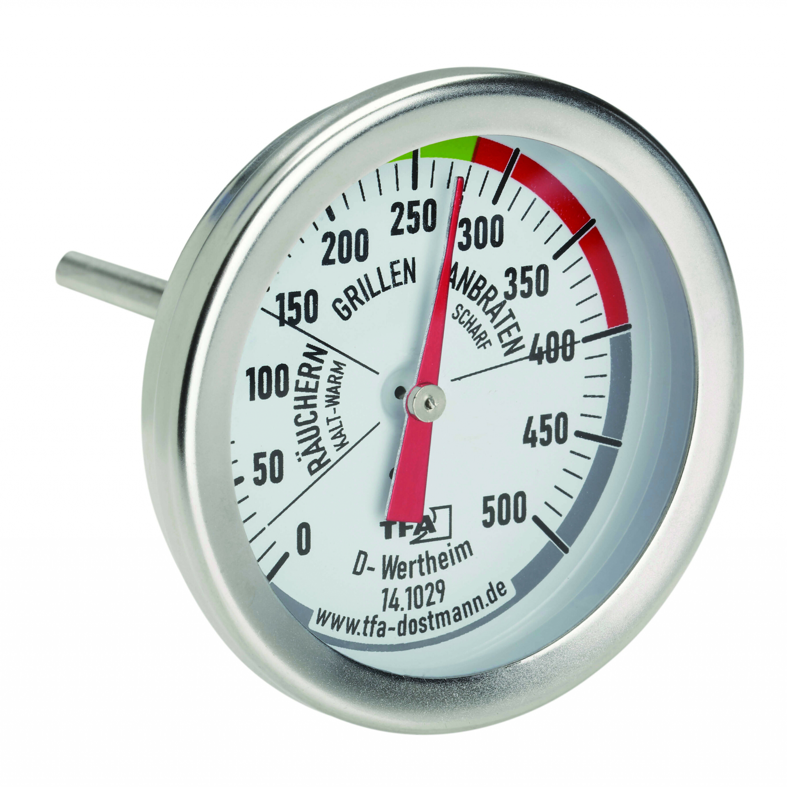 Аналоген термометар за фурна Image