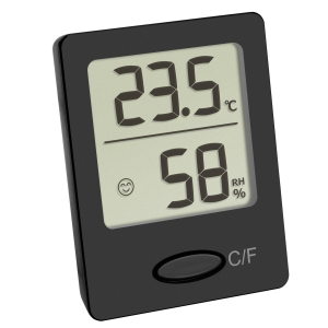 0 inches TFA Thermometer