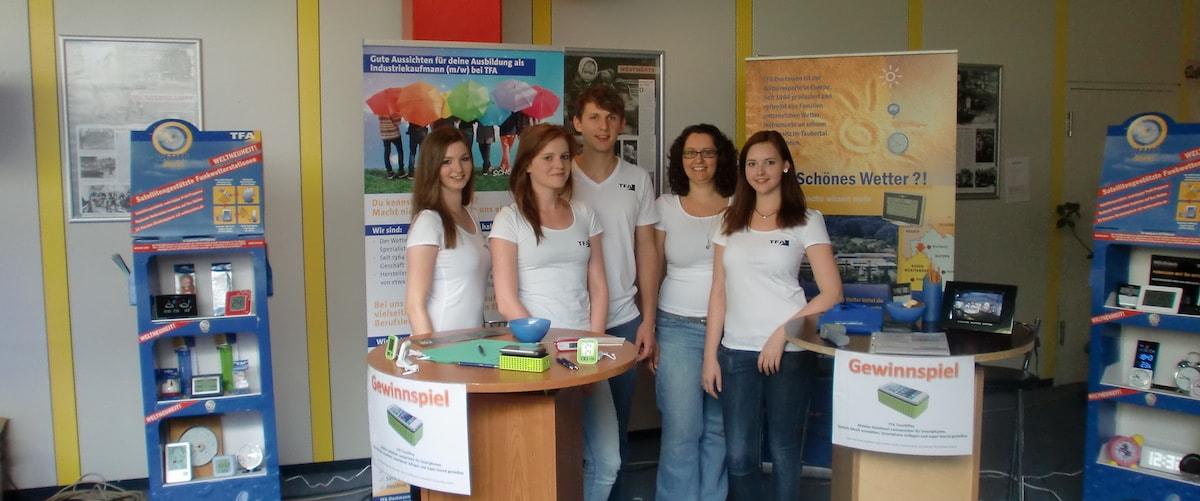 Berufsinformationstag 2014 Bettingen