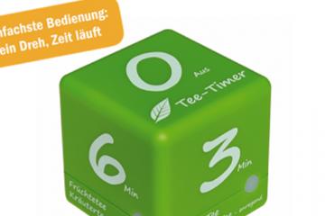 Cube Timer Tee Beitragsbild TFA Dostmann