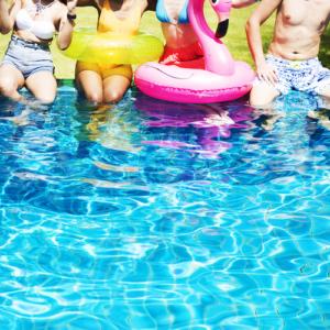 Themenwelt TFA Dostmann Pool Schwimmbad