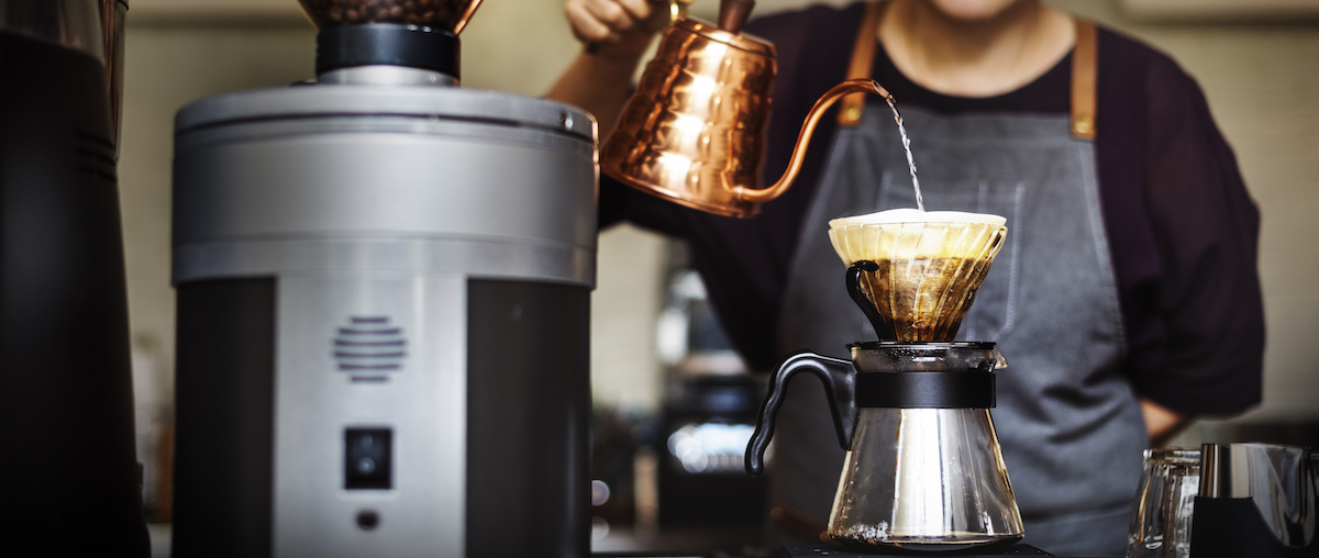 Die ideale Kaffeezubereitung TFA Kurzzeitmesser