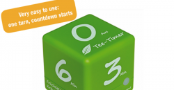 cube timer Teatime TFA Dostmann