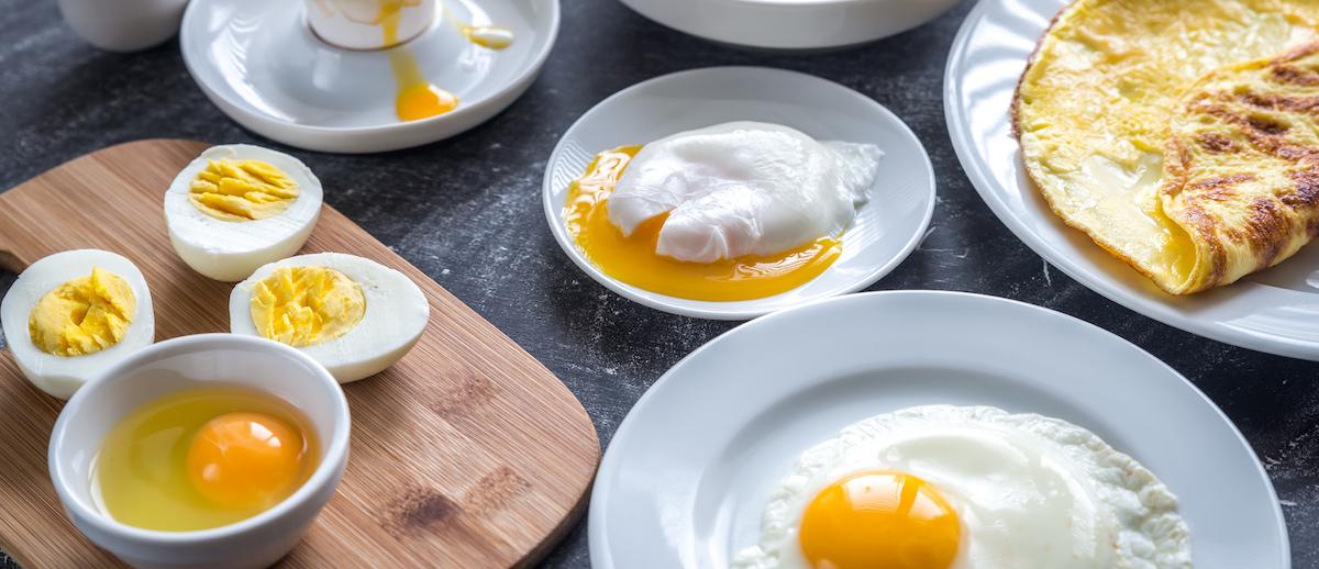 Eierkuchen leicht gemacht mit TFA-Timern