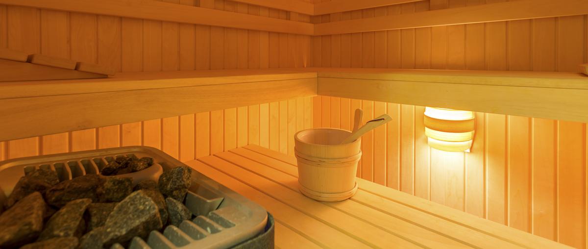 wie geht sauna