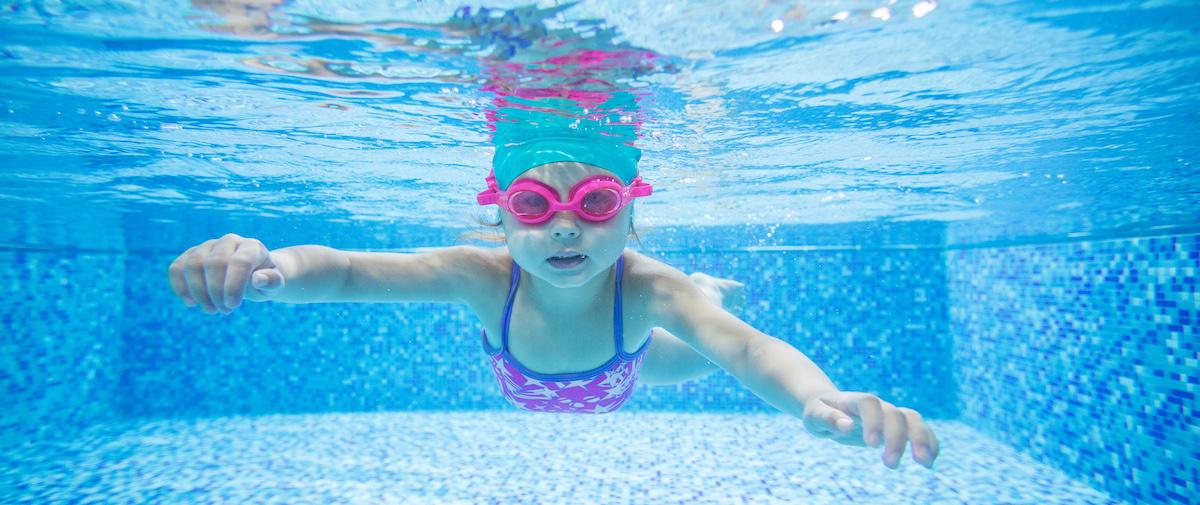 Pool oder Schwimmbad die richtige Temperatur