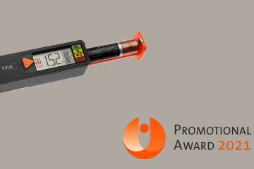 Promotional Gift Award 2021: BatteryCheck.