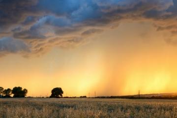 Die Schafskälte im Juni bringt wechselhaftes Wetter.