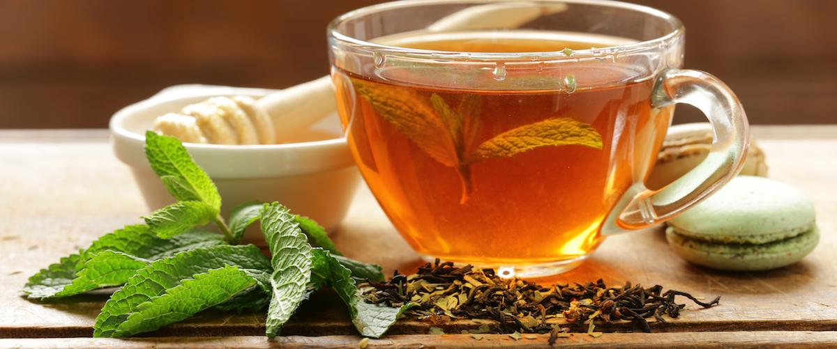 Tee zubereiten mit TFA