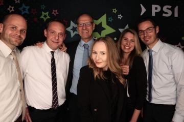 TFA Team auf der PSI 2019