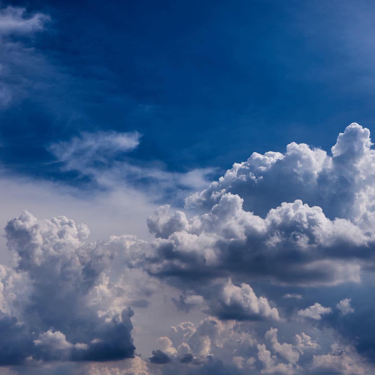 Wetter: Entstehung der Wolken.